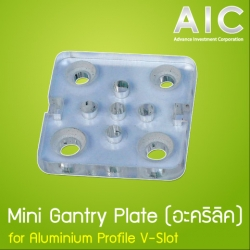Mini Gantry Plate (Acrylic)