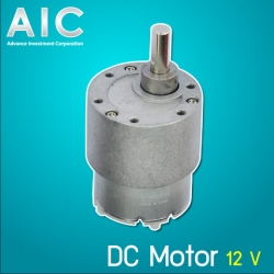 DC Motor 100RPM 12V - High Torque