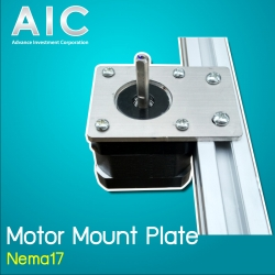 Mounting Plate for Nema17 - Short