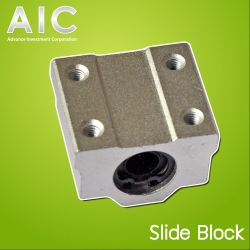 Slide Block 8 mm bearing LM8UU