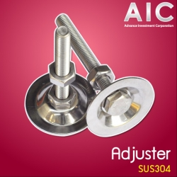 Adjuster SUS304 M16x150