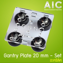 Gantry Plate 20 mm
