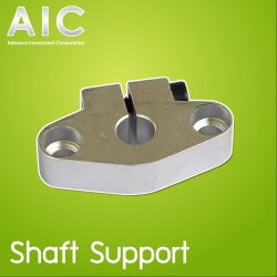 Flange Shaft Support 8 mm
