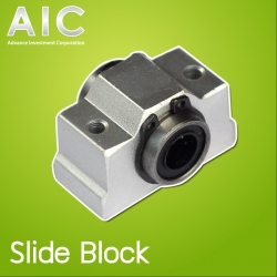 Slide Block 8 mm bearing SCV8UU