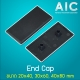 End Cap 20x40 mm T-Nut
