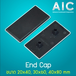 End Cap 20x60 mm V-Slot