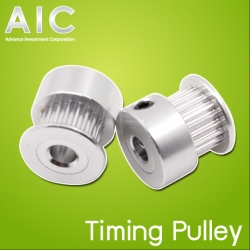 Timing Pulley 20 teeth Bore 5mm for GT2 belt Width 6 mm