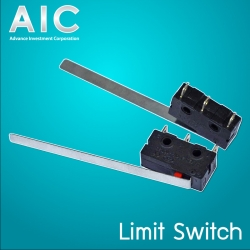 Limit Switch 3 Pin N/O N/C 5A 250VAC