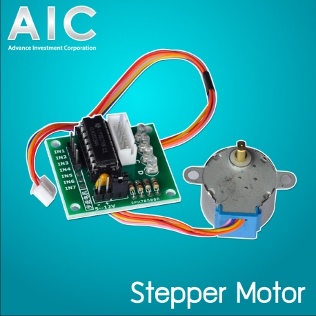 Stepper Motor 5V with Driver Board ULN2003 For Arduino W315