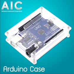 Arduino Uno R3 Case Transparent Acrylic Box