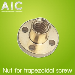 T8 Nut Pitch 2 Lead 4 for T8 trapezoidal screw