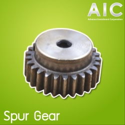 Spur gear 1.5M 25 teeth bore 8mm