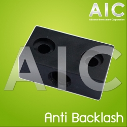 anti-backlash nut block T8 screw Type A