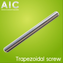 Trapezoidal screw T5 200mm