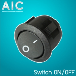 Switch ON/OFF AC 6A 250V