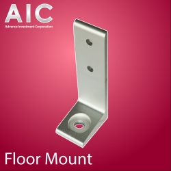 Floor Mount 30 mm