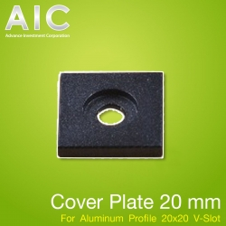 Cover Plate 20 mm - Pack 2