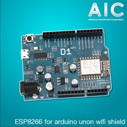 ESP8266 for arduino uno wifi shield