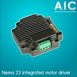 Nema 23 integrated stepper motor driver DC12-24V/2-4.5A