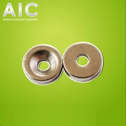 magnetic 12x5 hole 5 mm round magnets