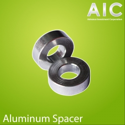 Aluminium Spacer 3 mm - Pack 4