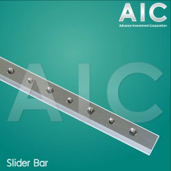 Slide Bar M6/M8 300 mm
