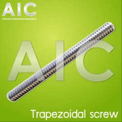 Trapezoidal screw T8 200mm