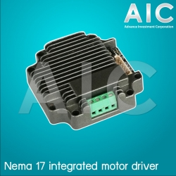 Nema 17 integrated stepper motor driver DC12-24V/2A