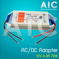 Adapter 12V 6.3A 72W