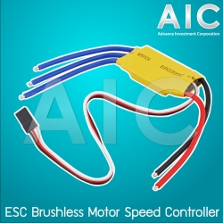 ESC Brushless Motor Speed Controller 30A