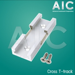 T-track Cross Connector