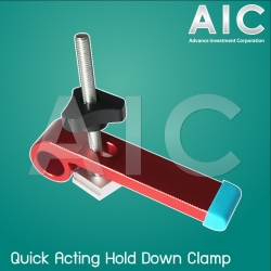 Quick Acting Hold Down T-Track Clamp