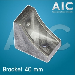 Bracket 40 mm - Heavy Load - Pack 4