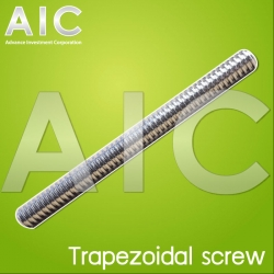 trapezoidal screw T8 1000mm