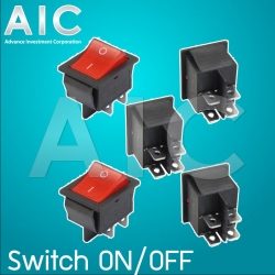 Switch ON/OFF AC 10A 250V