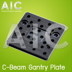 C- Beam Gantry Plate