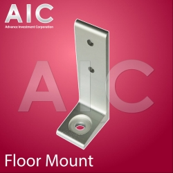 Floor Mount 40 mm