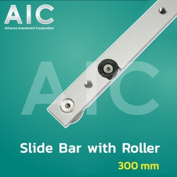 Miter Bar Slider with Roller 300mm