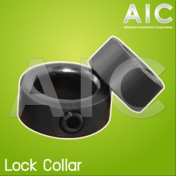 Lock Collar 6 mm - Pack 2