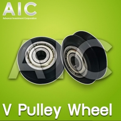 V Pulley Wheel - Pack 4