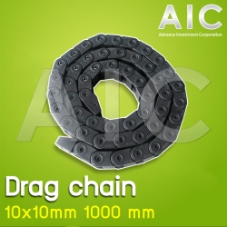 Drag chain 10x10mm 1000 mm