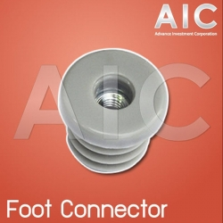 Foot Connector M8 - Pack 2