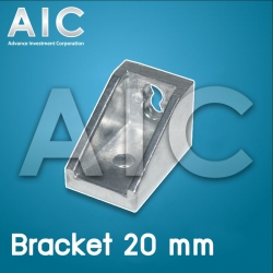 Bracket 20 mm - Pack4