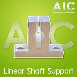 Shaft Support 6 mm - Pack 2
