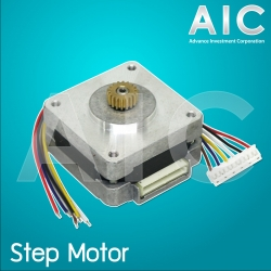 Hybrid Step Motor With Double Ball Bearing 1000 g/cm
